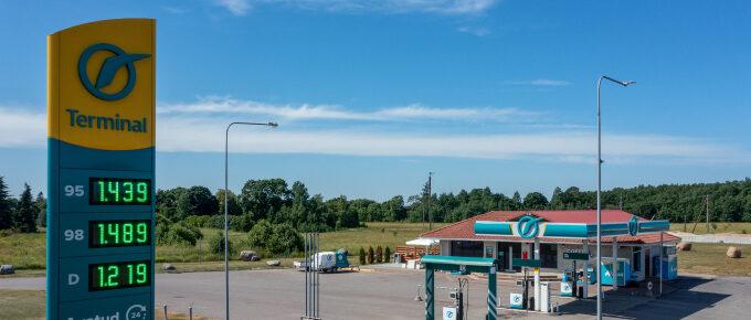 Terminal Oil Kiiu teenindusjaam