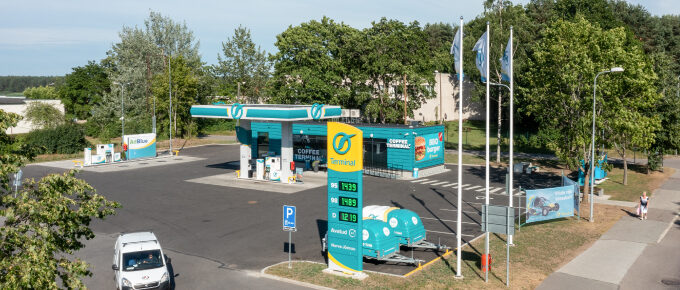 Terminal Oil Narva-Jõesuu teenindusjaam