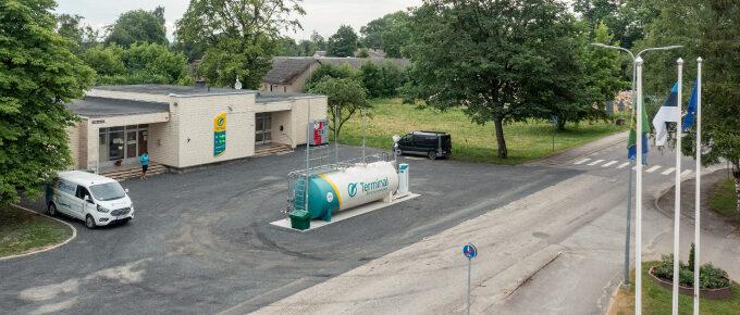 Terminal Oil Puurmani automaatjaam