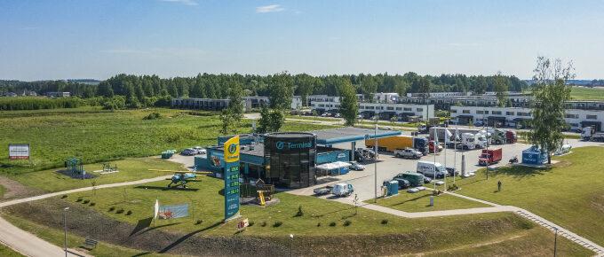 Terminal Oil Raadi teenindusjaam