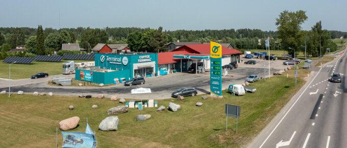 Terminal Oil Saverna teenindusjaam