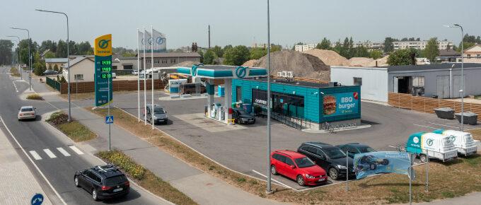 Terminal Oil Võru teenindusjaam